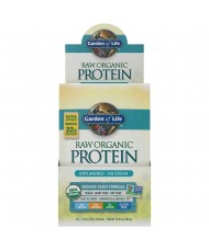 RAW Organic Protein - Natural 1 dávka